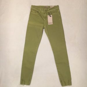 NWT Zara Z1975 Women's Mid Rise Skinny